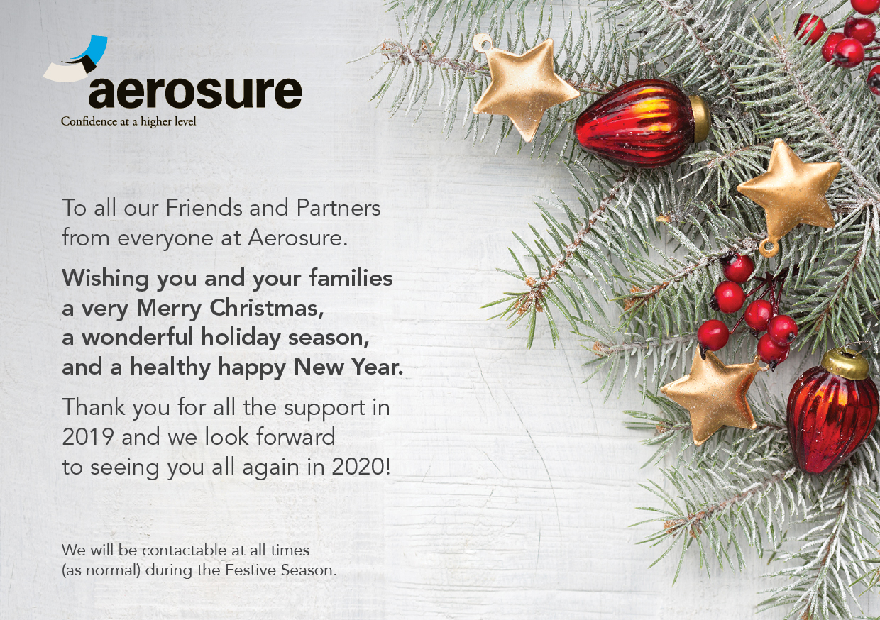 Merry Christmas From Aerosure